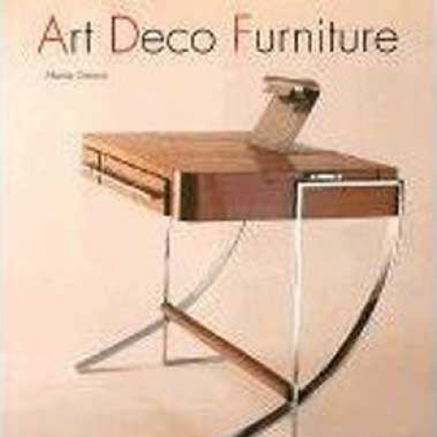 Art déco fourniture. - The french Designers.